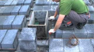 Budowa domu - strop teriva