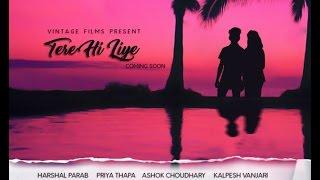 Tere Hi Liye || Full Love Song || Music Video || Vintage Films