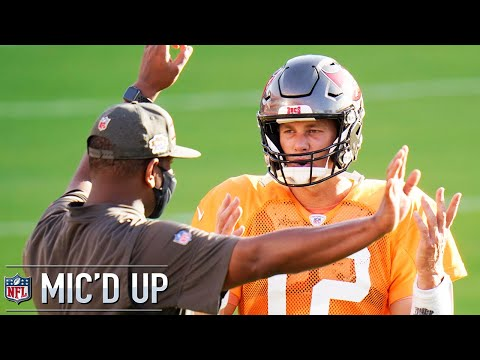 2020 NFL Training Camp Mic'd Up!
