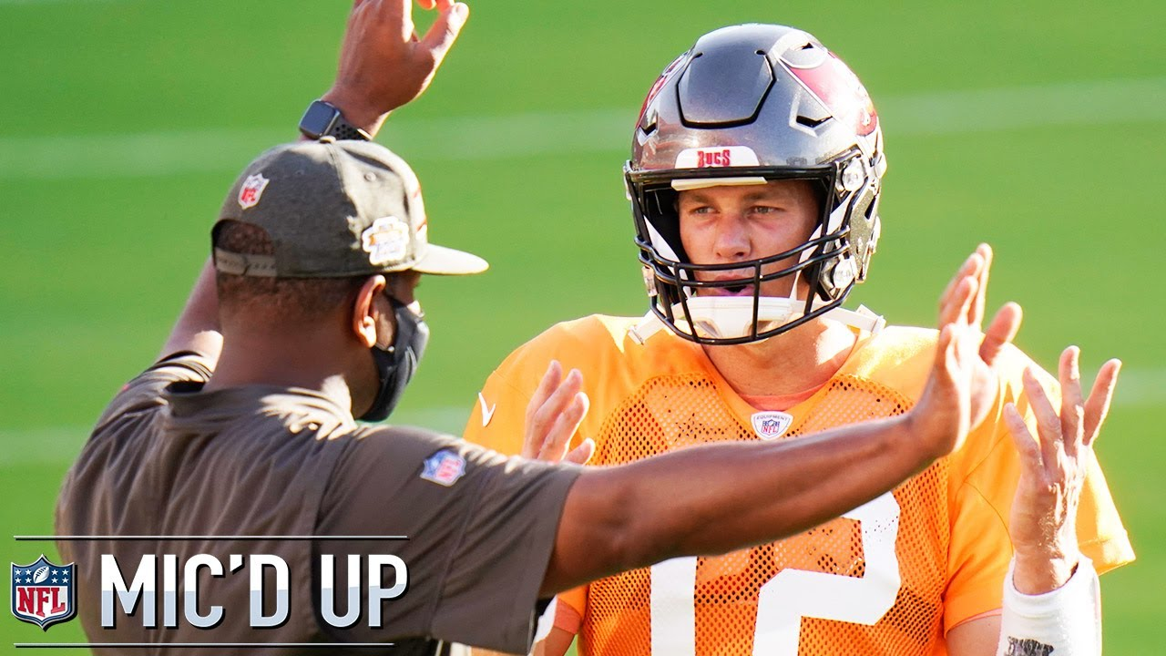 "Download 2020 NFL Training Camp Mic'd Up! ""No one calls you that bro"""