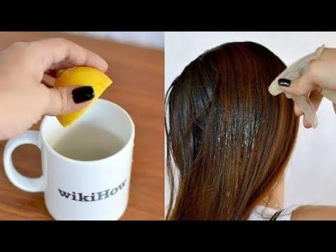 太神奇!純「天然」染髮劑! 不傷髮質又省錢!