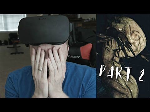I'M GONNA HAVE NIGHTMARES! - Edge of Nowhere Gameplay Walkthrough Part 2 (Oculus Rift VR)