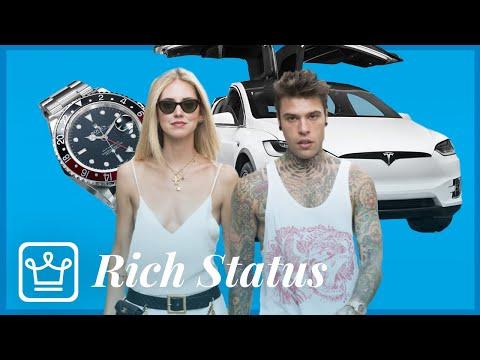 15 Status Symbols Of The RICH