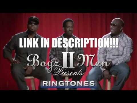 Boyz II Men Ringtones - Link for Download