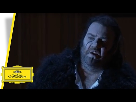 Bryn Terfel - The Flying Dutchman (Trailer)