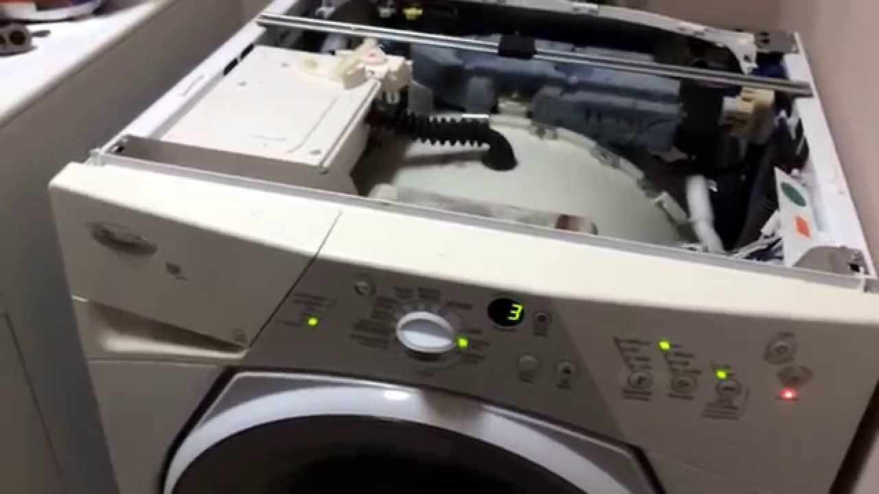 whirlpool duet sport washer wiring diagram healthy plate possible problems ht youtube