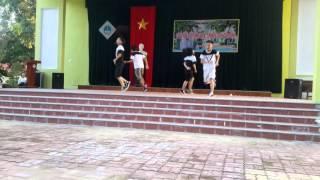 Dance: Shine your light - Seve  Diễn đàn A5-A6 14-17 THPT TXQT P5