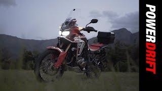 Honda Africa Twin DCT : Perfect Adventure Accomplice? : PowerDrift