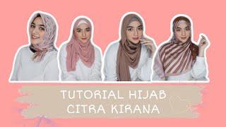 Tutorial Hijab Ala Citra Kirana Simple Dan Fashionable Mediajabodetabek Com