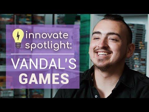 Innovate Spotlight: Vandal's Games