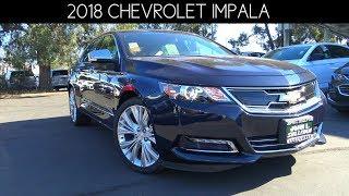 2018 Chevrolet Impala 2LZ Premier 3.6 L V6 Review
