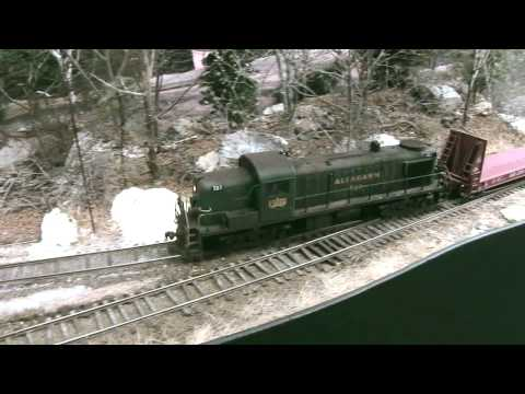 Switching Andover ME on the Allagash | Model railroad Allagash | Model Railroad Hobbyist | MRH
