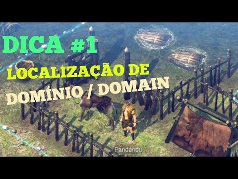 Durango Dicas #1 Localização de domínio / domain