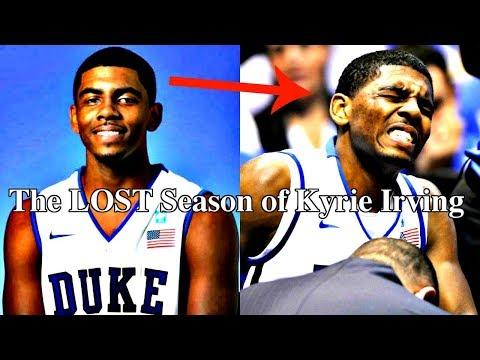 The (LOST) Duke Season of Kyrie Irving
