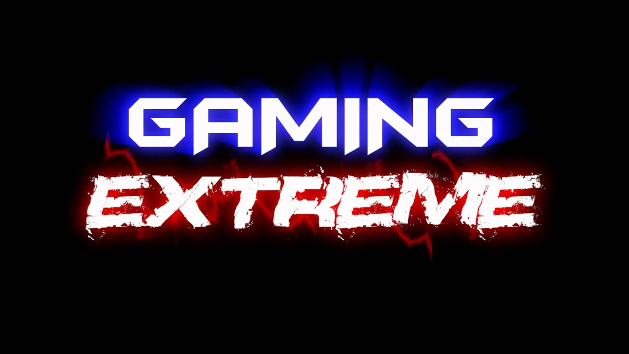Top Gaming - eXtreme Logo - YouTube AG56
