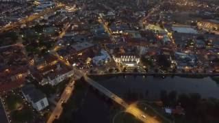 En flygtur över Falkenberg - Svensk Fastighetsförmedling