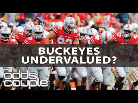 Tulsa Golden Hurricane vs. Ohio St Buckeyes Betting Odds & Free Picks
