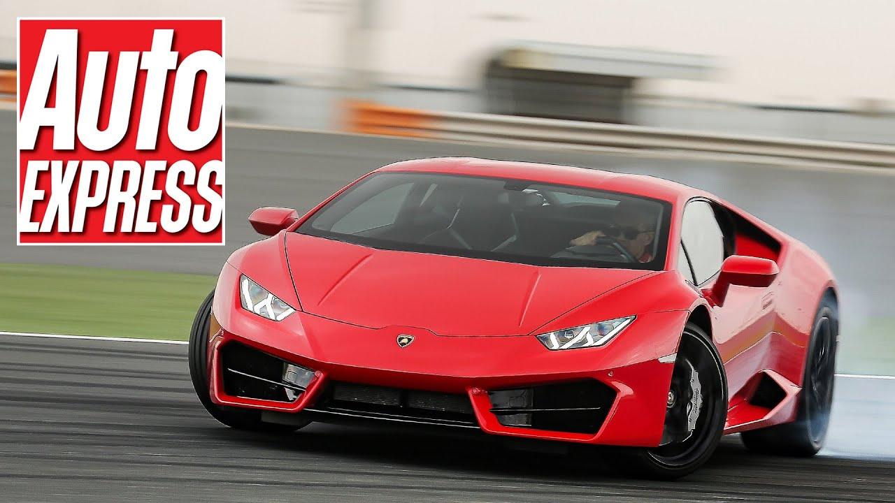 Lamborghini huracan 580-2