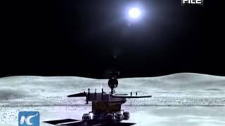 China's Moon Lander Chang'e-3 Enters 28th Lunar Day