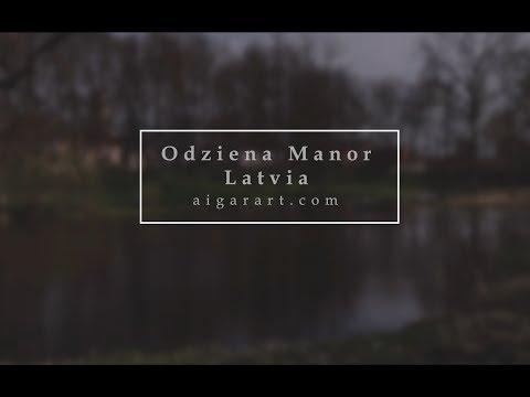 Odziena manor, Latvia