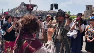 2018.8.11 撮影 ピーター・チップ 「新しい必殺技欲しいよね!」 ゲスト...