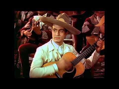 Jarabe Tapatío and La Bamba (Fiesta 1947) Ricardo Montalban and Cyd Charisse