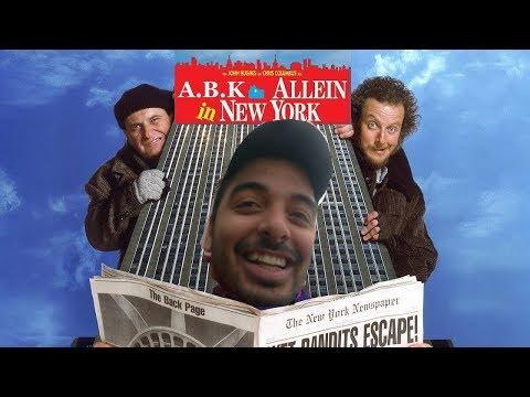 A.B.K (allein) in New York
