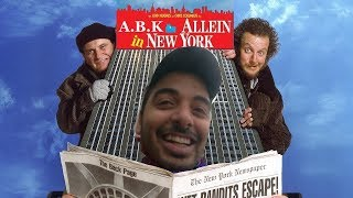 A.B.K (allein) in New York