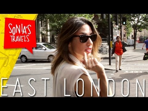 Travel London: East End - Shoreditch