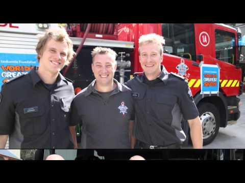 A year at the Melbourne Metropolitan Fire Brigade (2015)