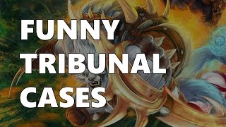 FUNNY TRIBUNAL CASES 8