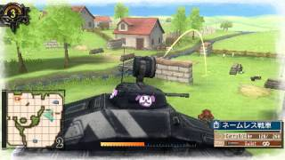 Valkyria Chronicles 3 - Chapter 02 [Part 09] [Free Mission 2]