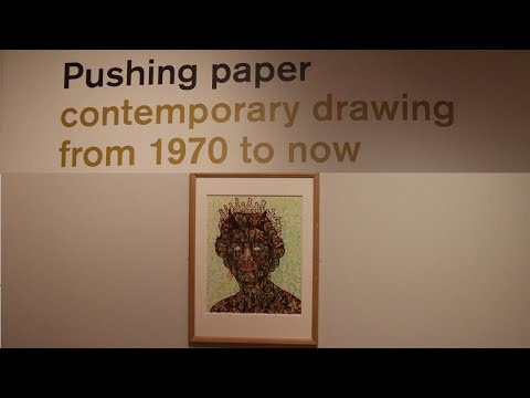 Exhibition Review – Pushing Paper: Contemporary Drawing From 1970 To Now At The British Museum