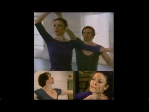 Rudolph Nureyev, Karen Kain and Second Cast Rehearse 'Sleeping Beauty' [National Ballet of Canada]