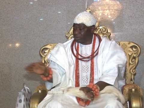 Olu Of Warri Speaks On Militancy In Niger Delta Region
