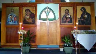 Matins & Liturgy for Palm Sunday 042521
