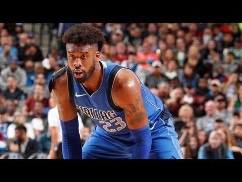 The Dallas Mavericks Tie Franchise Record with 19 Threes | November 18, 2017