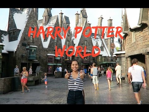 Harry Potter World & Universal Studios in Orlando, Florida - Travel with Arianne - Travel U.S.A. #1