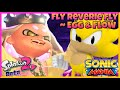 Fly Reverie Fly ~ Egg & Flow (Splatoon 2 Octo Expansion X Sonic Mania Music Mashup)