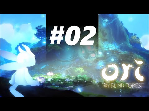 Český Let's Play Ori and the Blind Forest #02