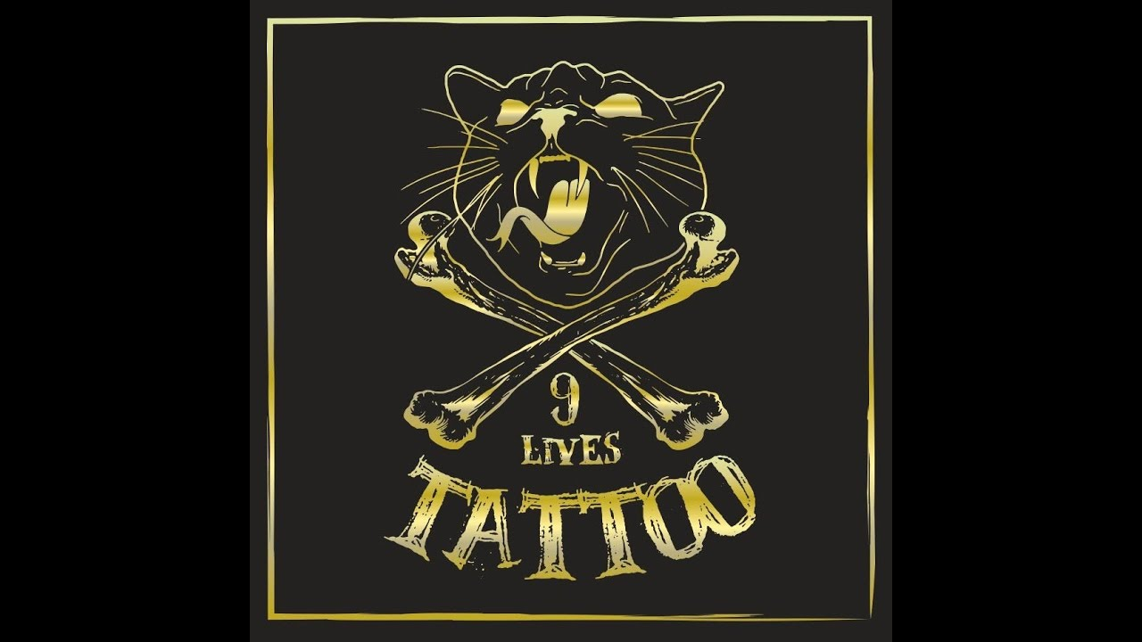 Estudio De Tatuajes 9lives Tattoo Studio Tatuajes Por Lalo Silva