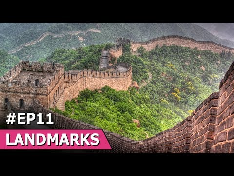 China'S Great Wall | The Spinnaker Tower | Mount Rushmore | World Famous Landmarks