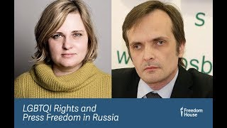 In Conversation: LGBTQI Rights and Press Freedom in Russia thumbnail