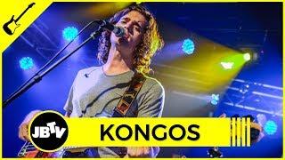 Kongos - Hey I Don't Know | Live @ JBTV