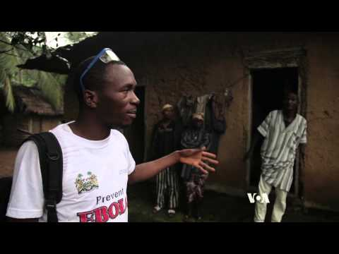 Ebola Devastates Whole Villages in Sierra Leone