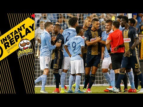 A CHOKEHOLD and a HEADLOCK in Kansas City | Instant Replay