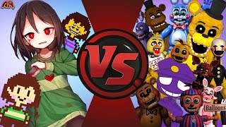 Undertale vs Five Nights at Freddy's PART 1: https://goo.gl/OckIX5 ...