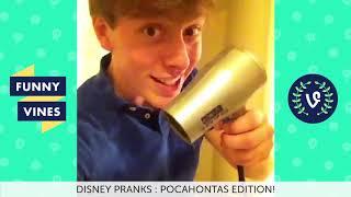 Thomas Sanders Disney Pranks  Pokemon GO Storytime Sides Compilation  Funny Vines 2018