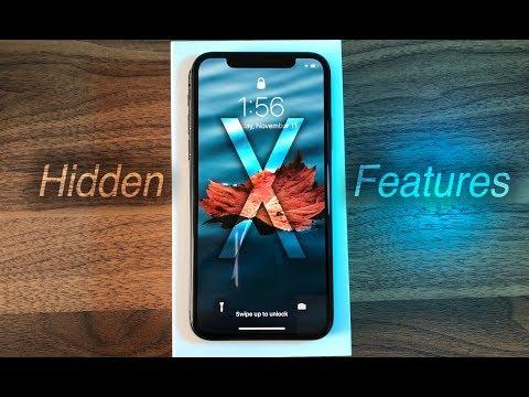 Download Youtube: iPhone X Hidden Features (iOS 11 Tips)