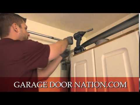 How much should a garage door spring replacement cost? (Home